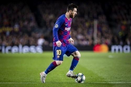 ФОТО. Мессі повернувся до тренувань в загальній групі Барселони