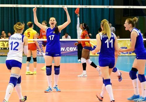 Світлана ДОРСМАН: «У дитинстві не мріяла стати волейболісткою»
