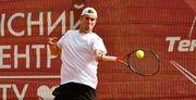 Теннисный турнир в Ирпене. Состоялся первый игровой день