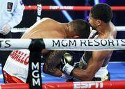 Бокс повернувся. Стівенсон в яскравому стилі нокаутував Карабальо