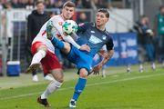Де дивитися онлайн матч чемпіонату Німеччини Хоффенхайм – РБ Лейпциг