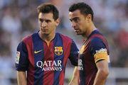 ЭТО'О: «Хави обязан возглавить Барселону, пока там играет бог футбола»