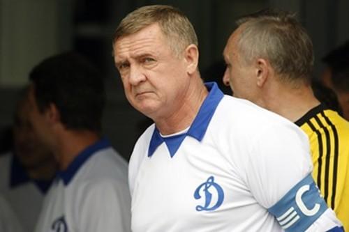 Владимир БЕССОНОВ: «Степаненко упал от ветра»