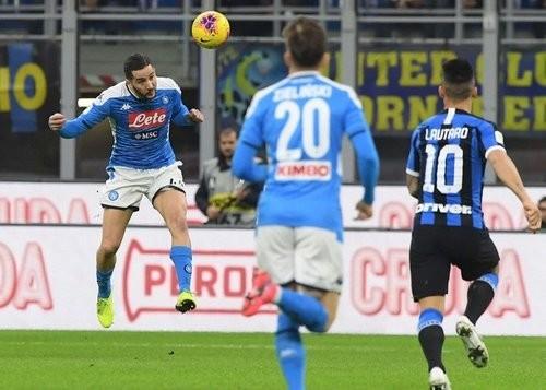 Де дивитися онлайн матч Кубка Італії Наполі – Інтер