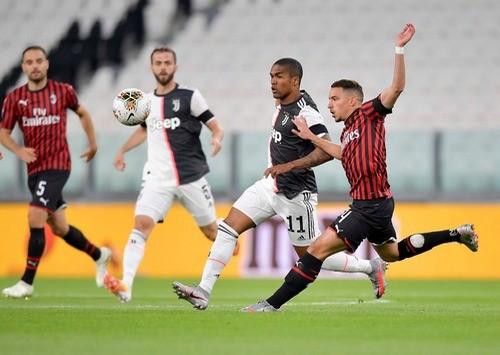 Ювентус – Милан – 0:0. Текстовая трансляция матча
