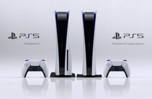 Sony показала внешний вид PlayStation 5
