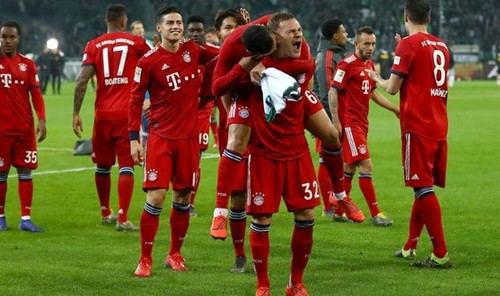 Смотреть футбол онлайн бавария боруссия менхенгладбах
