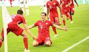 Бавария в одной победе от титула. Мюнхенцы обыграли Боруссию М