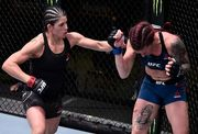 UFC. Джулия Авила – Джина Мазани. Видео боя