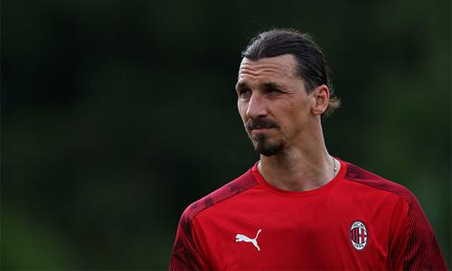 Ибрагимович передумал и теперь хочет остаться в Милане