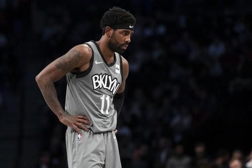 Кайрі Ірвінг бойкотує рестарт сезону НБА. Його підтримують гравці