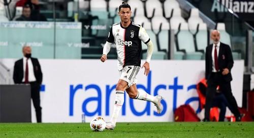 Роналду впервые за полтора года не забил пенальти