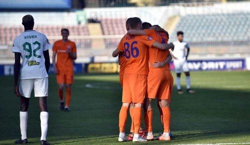 Мариуполь — Ворскла — 1:1. Видео голов и обзор матча