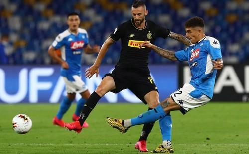 Наполі відстояв путівку в фінал Кубка Італії, зігравши внічию з Інтером