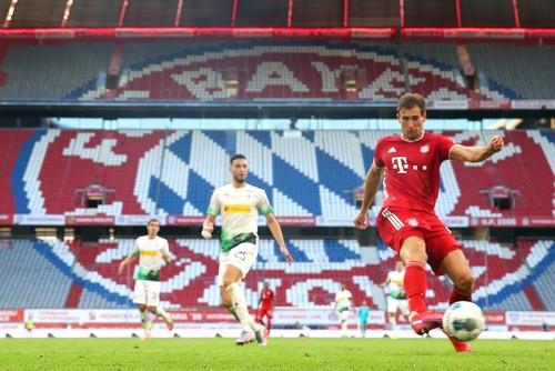Бавария – Боруссия Менхенгладбах – 2:1. Видео голов и обзор матча