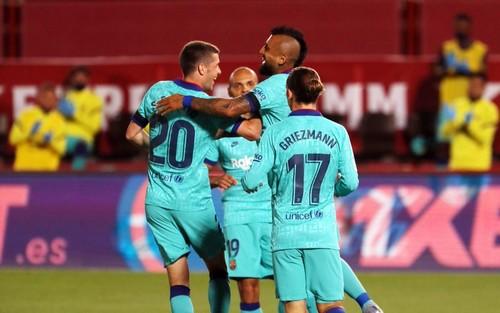 Мальорка – Барселона – 0:4. Видео голов и обзор матча