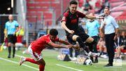 Майнц – Аугсбург – 0:1. Видео гола и обзор матча