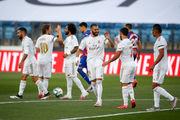 Мадридский Реал одержал победу в 200-м матче Зидана как тренера команды