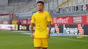 Джейдон Санчо согласен вернуться в Манчестер Сити