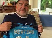 ВІДЕО. Марадона привітав гравця Наполі з видатним рекордом