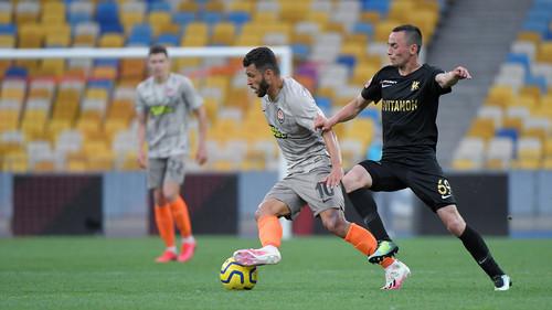 Жуниор Мораес забил 95-й мяч в чемпионатах Украины