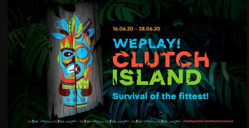 Представлены англоязычные комментаторы и ведущие WePlay! Clutch Island