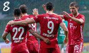 Знову чемпіони. Баварія восьмий раз поспіль виграла титул Бундесліги