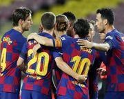 Барселона — Леганес — 2:0. Видео голов и обзор матча