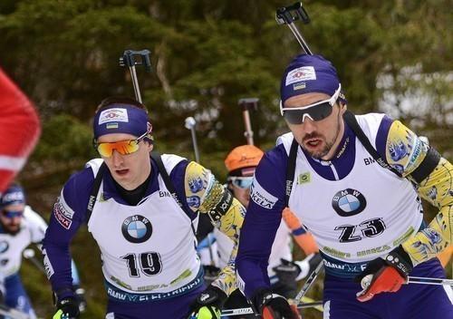 IBU включив 13 українських біатлоністів в пул допінг-тестування
