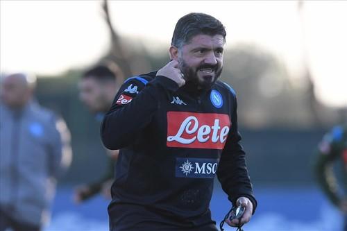 Гаттузо выгнал Лосано с тренировки перед финалом Кубка Италии