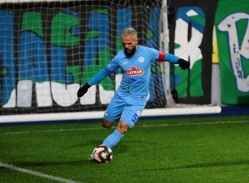 Морозюк попал в Команду недели чемпионата Турции