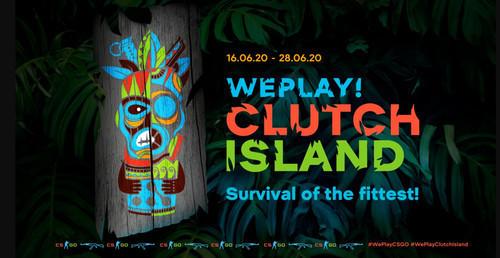 Фотоотчет первого дня WePlay! Clutch Island