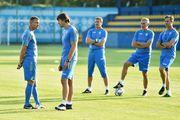 ШОВКОВСКИЙ: «Чемпионы мира U-20 находятся в списке кандидатов в сборную»