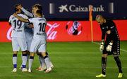 Ла Лига. Атлетико отгрузил пять мячей Осасуне и вошел в зону Лиги чемпионов