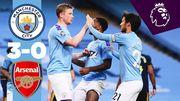 Манчестер Сити – Арсенал – 3:0. Урок Гвардиолы. Видео голов и обзор матча