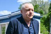 Игорь СУРКИС: «Не рассматривал кандидатуру Висенте Гомеса»