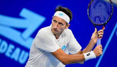 Стаховский выиграл второй матч на турнире в Сербии