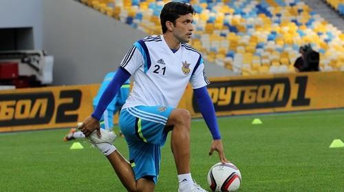 ЭДМАР: «Было приятно наблюдать за сборной Украины»