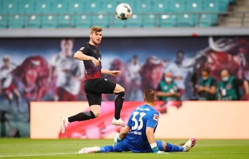 Вернер запалює. Вперше за 8 років німець забив 26 голів за сезон Бундесліги