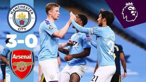 Манчестер Сіті – Арсенал – 3:0. Урок Гвардіоли. Відео голів та огляд матчу