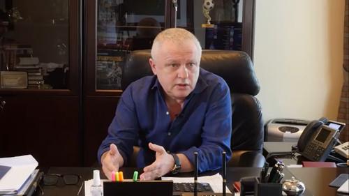 Игорь СУРКИС: «Для меня невыигрыш чемпионата –это уже трагедия»
