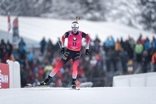 Йоханнес Бьо зайняв лише 4 місце в тестовому забігу збірної Норвегії