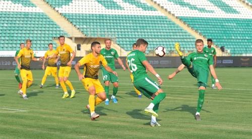 Футбол Ворскла - Днепр-1 19.06.2020 смотреть онлайн