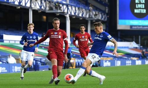 Евертон – Ліверпуль – 0:0. Текстова трансляція матчу