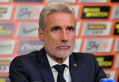 Наставник Шахтера назвал главные плюсы нового формата Лиги Европы