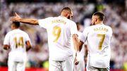 ВИДЕО. Бензема открыл счет для Реала в игре против Валенсии