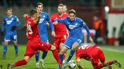 Где смотреть онлайн матч чемпионата Германии Хоффенхайм – Унион Берлин