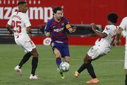 Ла Лига. Севилья и Барселона разошлись миром без забитых голов