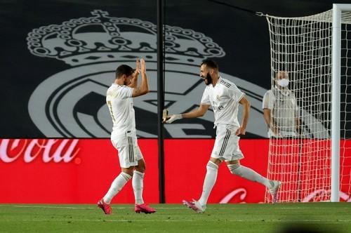 Реал Мадрид – Валенсия – 3:0. Видео голов и обзор матча