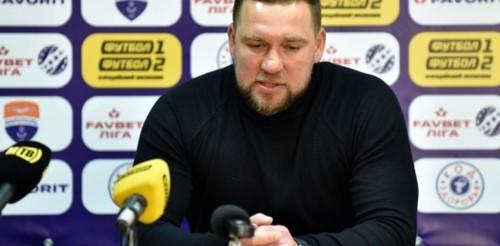Олександр БАБИЧ: «Думали, Фомін може хет-трик оформити»
